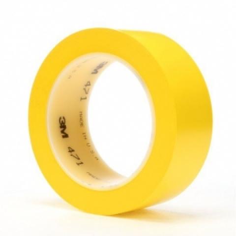 3M 471 taśma winylowa 50 mm x 33 m, żółta